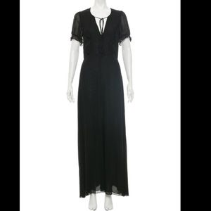 NWOT Reformation amazing maxi dress size 6 C5